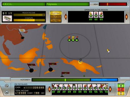 Скриншот из Evil Genius