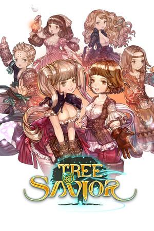 Tree of Savior (English Ver.) poster image on Steam Backlog