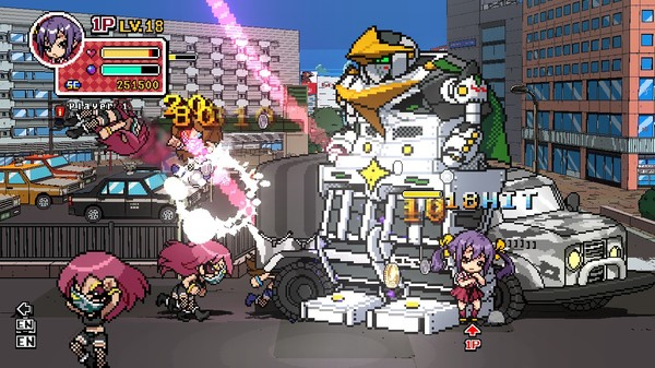 Galeria Imagenes Phantom Breaker Battle Grounds  Frau Koujiro REVENTA STEAM 4