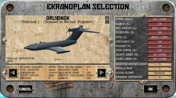 Soviet Monsters: Ekranoplans 3