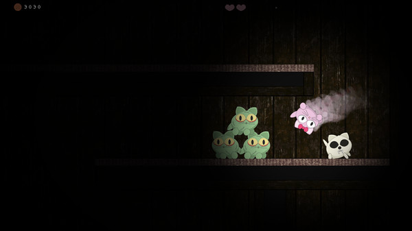 Screenshot of Spooky Cats