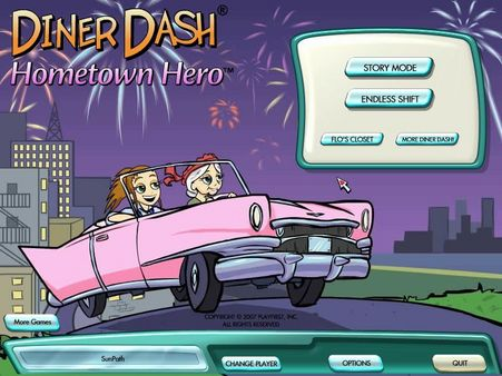 Diner Dash:® Hometown Hero™