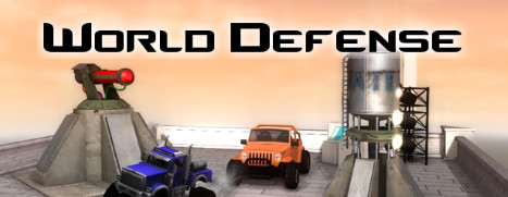 World Defense : A Fragmented Reality Game