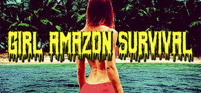 Girl Amazon Survival cover art
