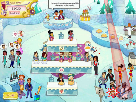 Wedding Dash® 2: Rings Around the World