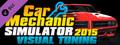 Car Mechanic Simulator 2015 - Visual Tuning-dlc