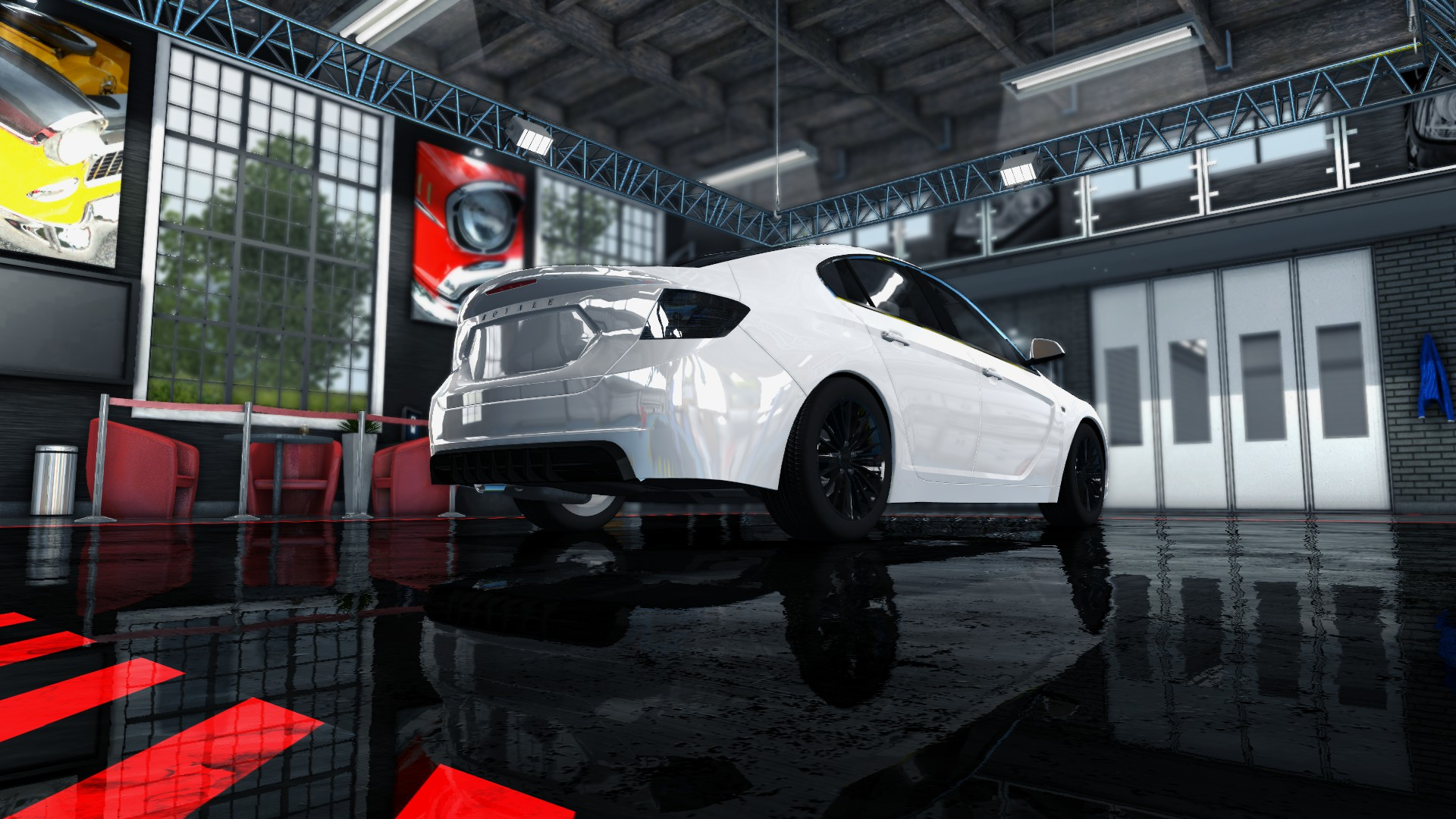 Wheel visualizer application car tuning - Packages