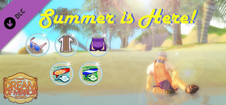 DOMO - Summer is Here! (Male) DLC on Steam