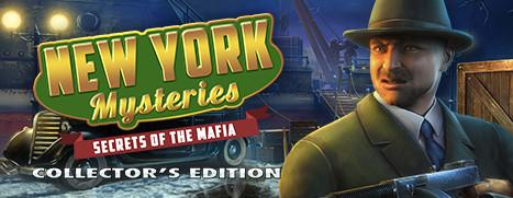 New York Mysteries: Secrets of the Mafia - 纽约疑云:黑手党内幕