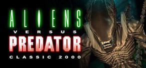 Aliens versus Predator Classic 2000 cover art