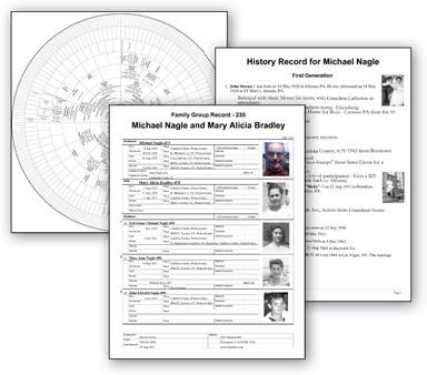 Скриншот из Family Tree Heritage