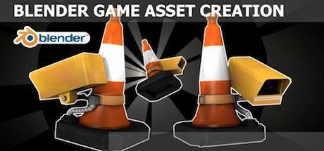 Blender Game Asset Creation on Steam