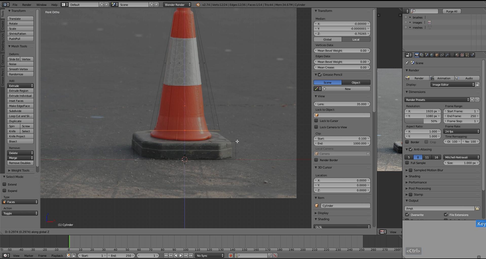 Blender 3D - How to make - Modelling Game Assets - Medium ...