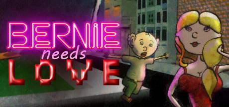 Bernie Needs Love on Steam