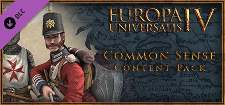 Europa Universalis IV: Common Sense Content Pack on Steam