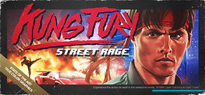 Kung Fury: Street Rage cover art