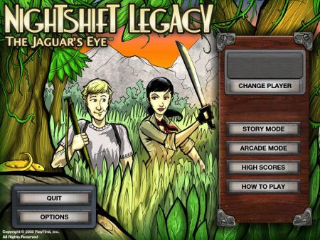 Nightshift Legacy: The Jaguar's Eye™