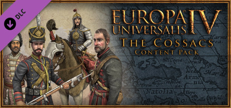Europa Universalis IV: The Cossacks Content Pack