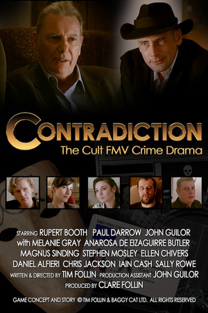 Contradiction - Spot The Liar! poster image on Steam Backlog