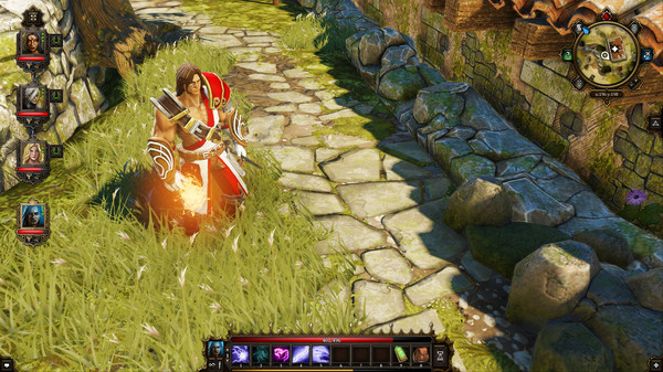 скриншот Divinity: Original Sin - Enhanced Edition 2