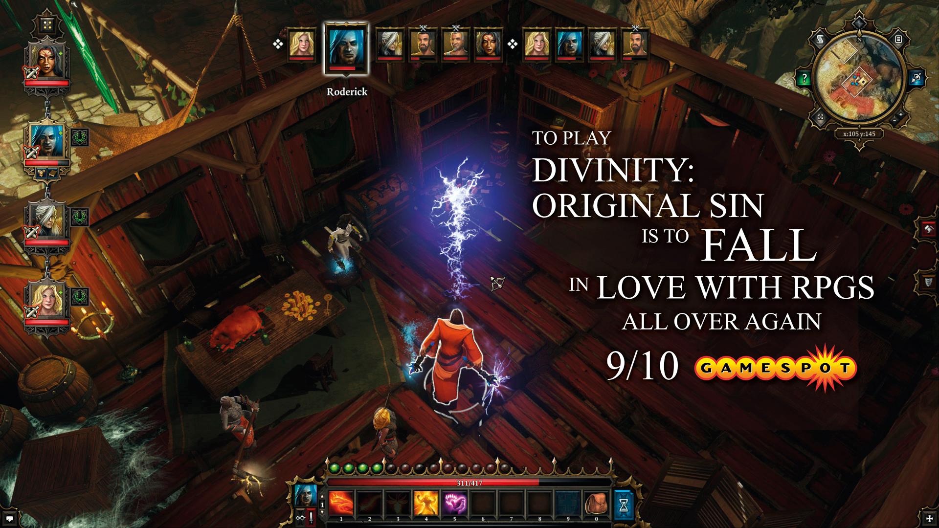 Divinity Original Sin Enhanced Edition ESPAÑOL PC Full (PLAZA) + REPACK 3 DVD5 (JPW) 6