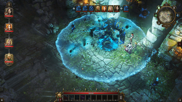 скриншот Divinity: Original Sin - Enhanced Edition 3