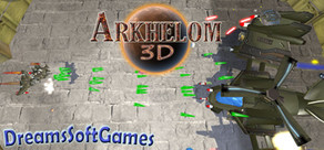 Arkhelom 3D cover art