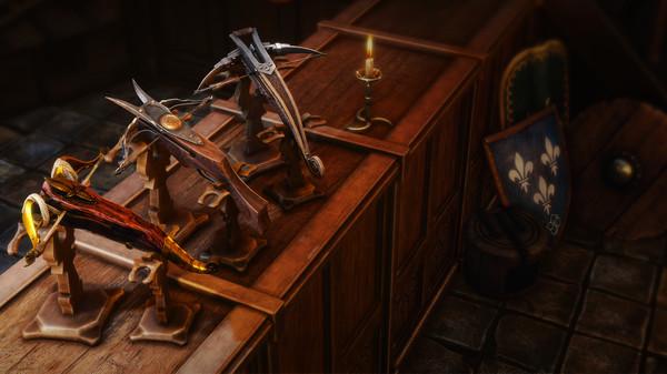 The Witcher 3: Wild Hunt - Elite Crossbow Set