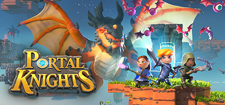 Portal Knights Elves Rogues and Rifts[PT-BR] Capa