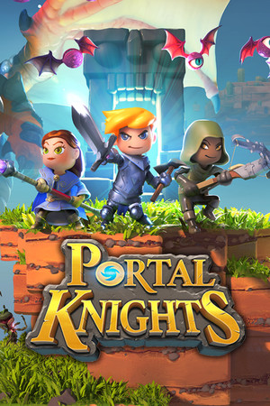 Portal Knights poster image on Steam Backlog
