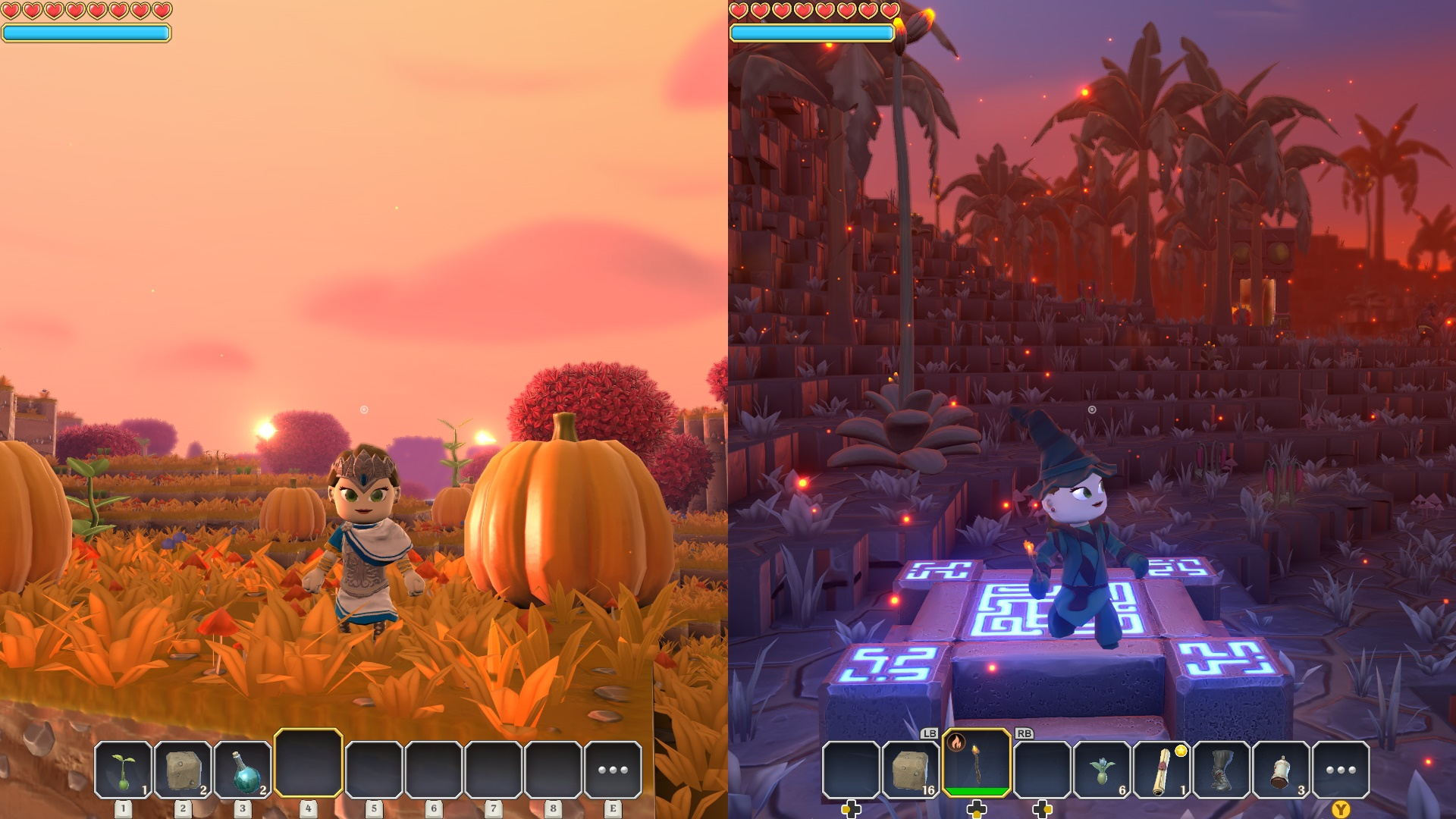 Portal Knights Screenshot 2