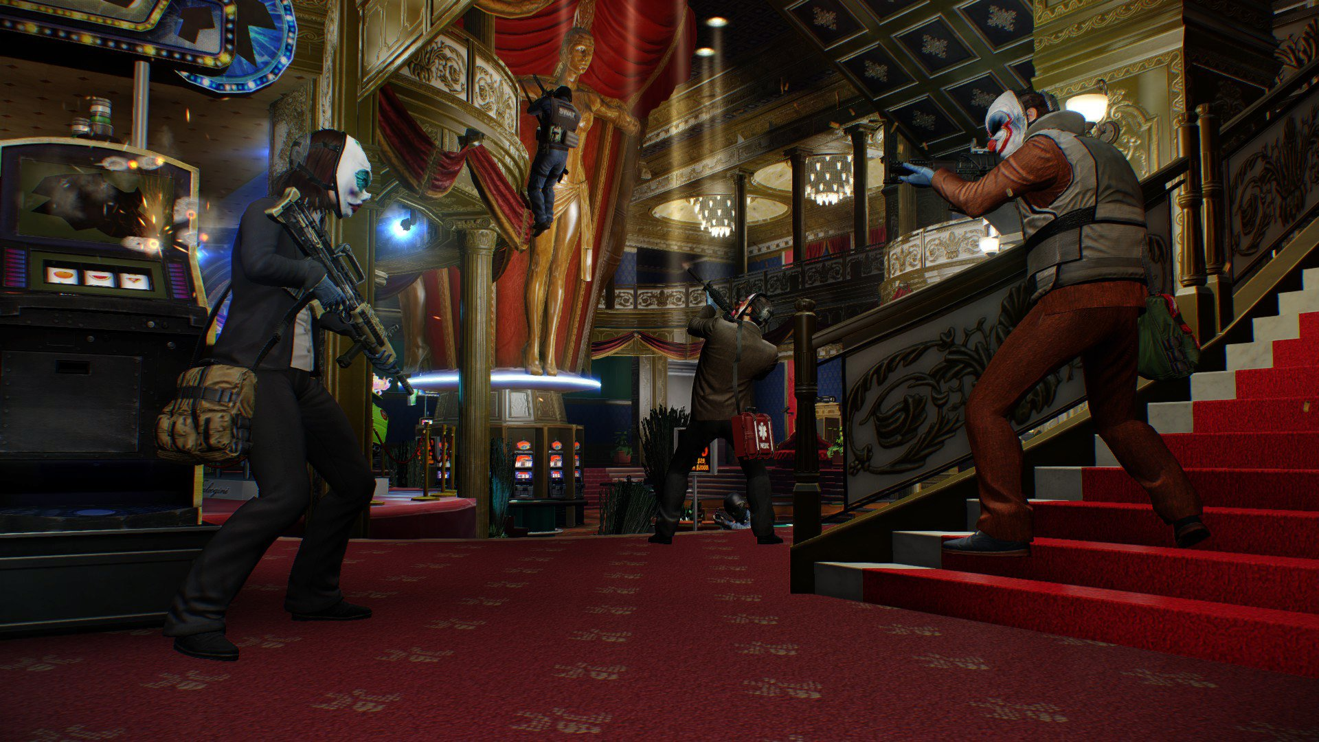 Payday 2 the golden grin casino gambling questions