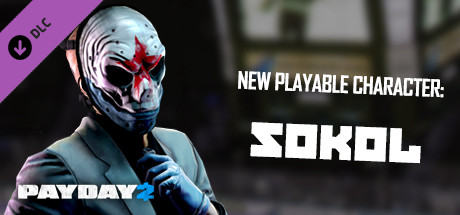 PAYDAY 2: Sokol Character Pack on Steam