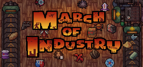 March of Industry on Steam