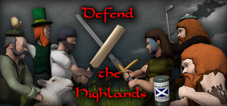 Defend The Highlands on Steam
