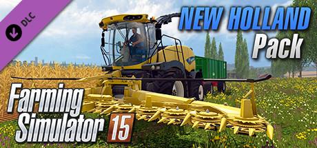 Farming Simulator 15 - New Holland Pack on Steam