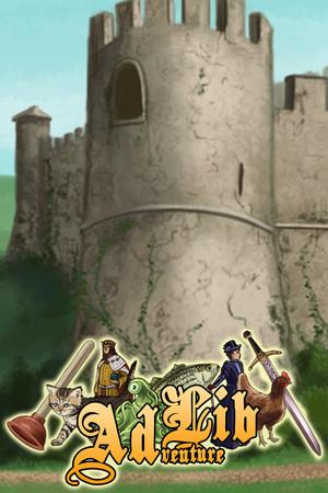 ADventure Lib poster image on Steam Backlog