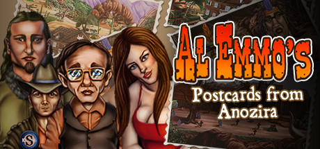 Al Emmo's Postcards from Anozira on Steam