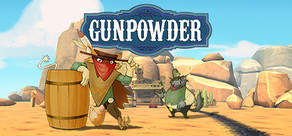 Gunpowder cover art