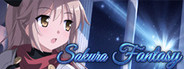 Sakura Fantasy Chapter 1 capsule logo