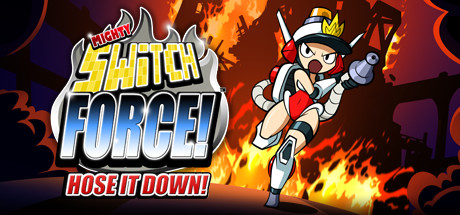 Mighty Switch Force! Hose It Down! on Steam
