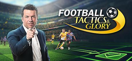 Football, Tactics & Glory banner