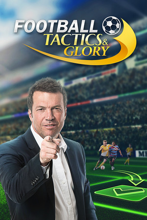 Football, Tactics & Glory poster image on Steam Backlog