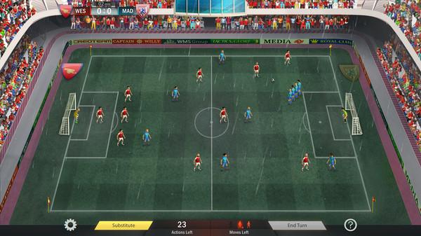 Screenshot of Football, Tactics & Glory