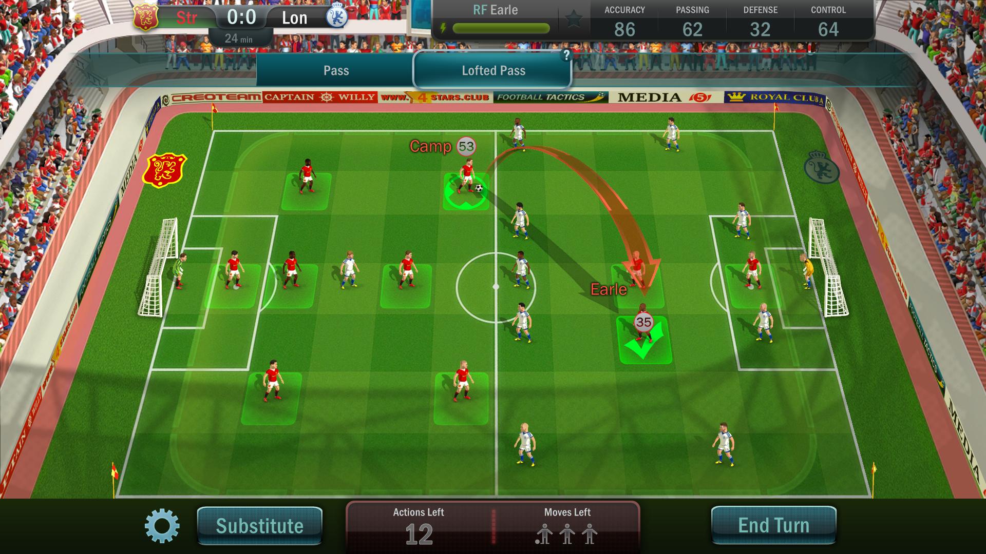 Football Tactics Glory On Steam