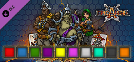 Epic Arena - Uniform Colors Pack on Steam