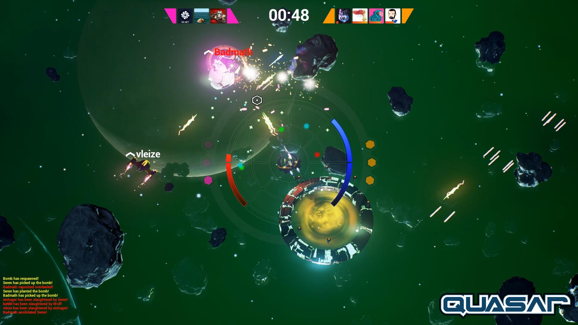 Quasar Gaming App Download