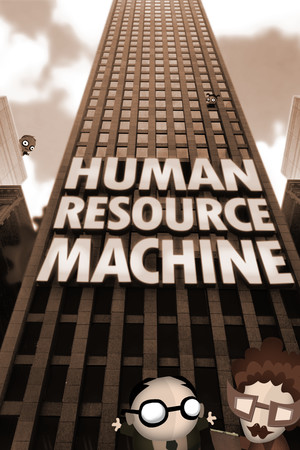 Human Resource Machine poster image on Steam Backlog
