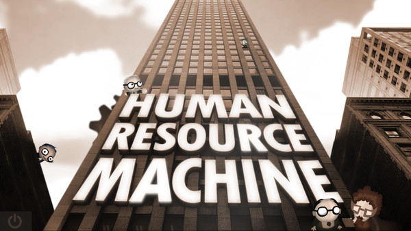Screenshot of Human Resource Machine