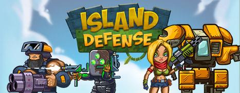 Island Defense - 保卫小岛